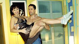 Daniela Šinkorová s Tomášem Krejčířem v Ordinaci