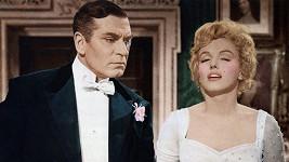 Laurence Olivier a Marilyn Monroe ve filmu Princ a tanečnice
