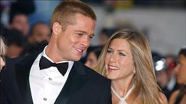 Jennifer Aniston a Brad Pitt udržují přátelské vztahy.