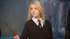 Evanna Lynch jako Lenka Láskorádová