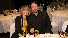 Pavla Charvátová s manželem