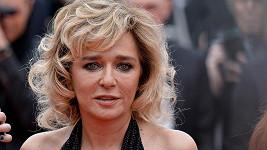 Valeria Golino na festivalu v Cannes
