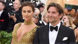 Bradley Cooper a Irina Shayk se rozešli.