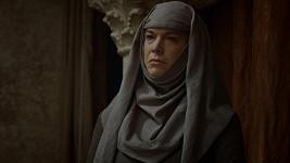 Hannah Waddingham jako Septa Unella ve Hře o trůny