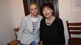 Marta Skarlandtová s dcerou Lindou