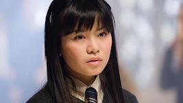 Katie Leung jako Cho Chang v Harrym Potterovi