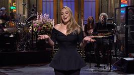 Adele loni v show Saturday Night Live