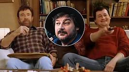 Martin Valouch a Chuck Norris v jedné z reklam na mobilního operátora