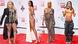 Nejodvážnější modely na BET Awards