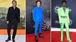 Tito muži jsou nejlépe oblékanými pro letošní rok.