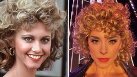 Sandy z Pomády napodobila i členka Spice Girls.