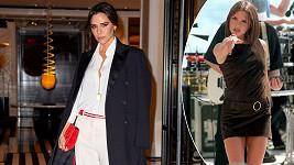 Victoria Beckham zavzpomínala na éru Posh Spice.