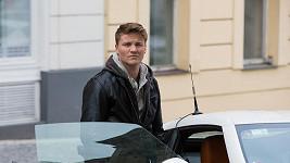 Robert Hájek ve své druhé velké seriálové roli.