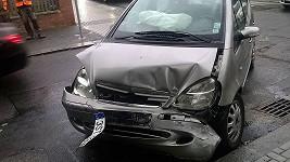 Takhle dopadlo auto, v němž cestoval Slávek Boura.