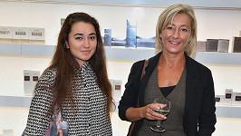 Vanda Hybnerová s dcerou Antonií