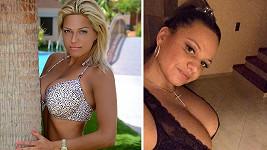 Eva Perkausová i její ségra Monika jsou mimořádně obdařené.