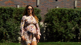 Markéta Plecháčová už za měsíc bude maminkou.