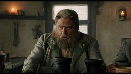 Herec se představí v nové pohádce v roli čerta.