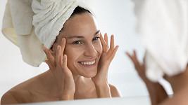 Unavené pleti pomůže masáž a kvalitní sérum