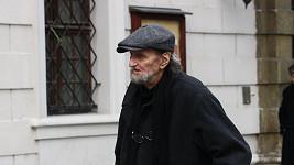 Vladimír Drha na posledním veřejném snímku v roce 2015