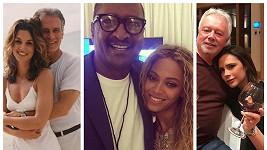 I celebrity slaví den otců.