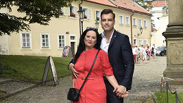Hana Gregorová a Ondřej Koptík