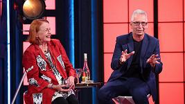 Iva Janžurová s kardiologem Petrem Neužilem