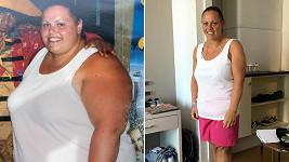 Když se Alyson pustila do hubnutí, vážila už 152 kilo.