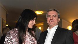 Alex s manželem Vratislavem Mynářem