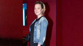 Kristýna Boková bude mít třetí dítě.
