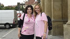 Ilona Csáková a Monika Absolonová