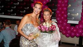 Dominika Mesarošová s matkou