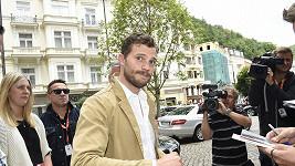 Jamie Dornan má nominaci na Českého lva.