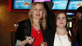 Kateřina Žbirková s dcerou Lindou