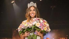 Michaela Habáňová je novou Českou Miss