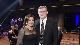 Marie Rottrová s manželem