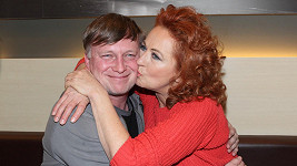 Simona Stašová a Michal Dlouhý