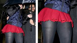 Mariah Carey si do oblékání bohužel mluvit nenechá...
