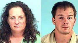 Howard Windham a Tina Marie Arie si dokázali zatčení zpříjemnit.