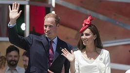 Okouzlující mladý královský pár zdraví Kanaďany.