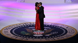 Inaugurace Baracka Obamy vyvrcholila podle tradice plesem.
