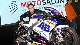 Roman Vojtek chtěl k narozeninám motorku.