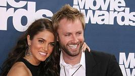 Nikki Reed a Paul McDonald.