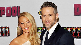 Blake Lively a Ryan Reynolds budou podruhé rodiči.