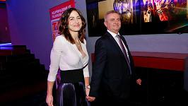 Alex Mynářová s manželem Vratislavem