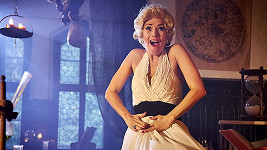 Tereza Kostková jako Marilyn Monroe