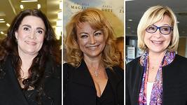 Eva Vejmělková si s Mahulenou Bočanovou a Janou Paulovou zahraje ve filmu Ženská pomsta.