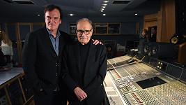 Ennio Morricone a Quentin Tarantino