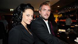 Lucie Bílá s partnerem Petrem Makovičkou