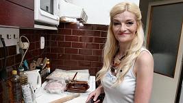 Michaela Kudláčková připravila jídlo bez chuti.